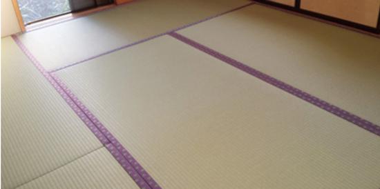 ぺットがいるお宅なら和紙畳をオススメ