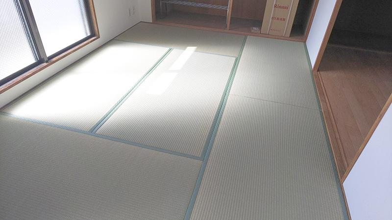 奈良市三条畳工事の写真 中西たたみ店