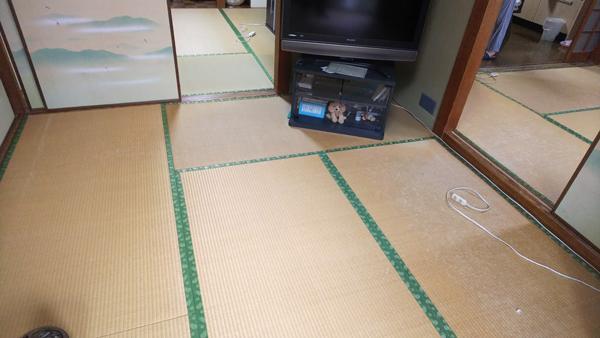 奈良畳工事なら中西たたみ店