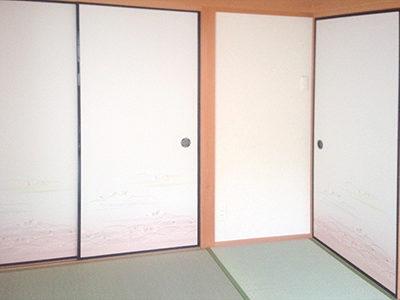 ふすま張替え生駒市 中西たたみ店