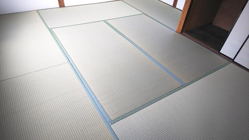 畳屋なら杏町の中西畳店畳の表替え
