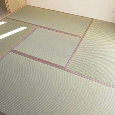奈良市畳張替え工事 中西畳店
