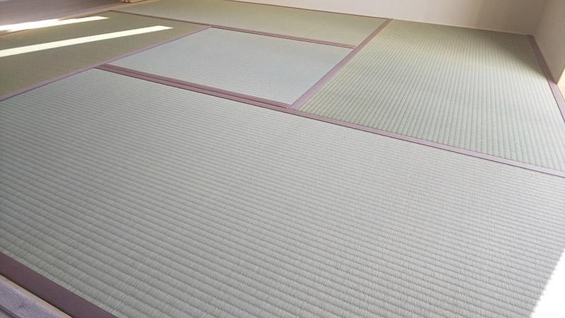 畳張替え奈良市秋篠町 中西たたみ店