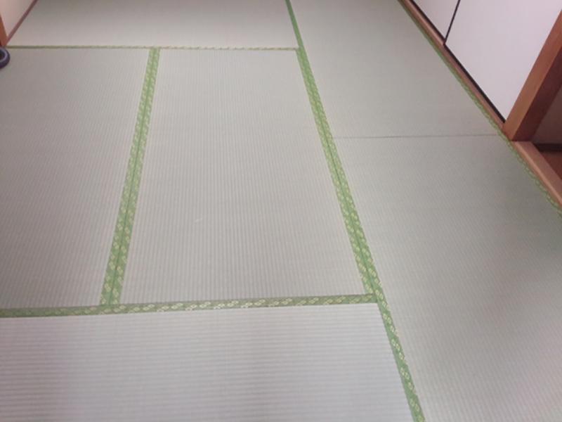 京都府木津川市奈良道畳と襖張り替え 中西畳店