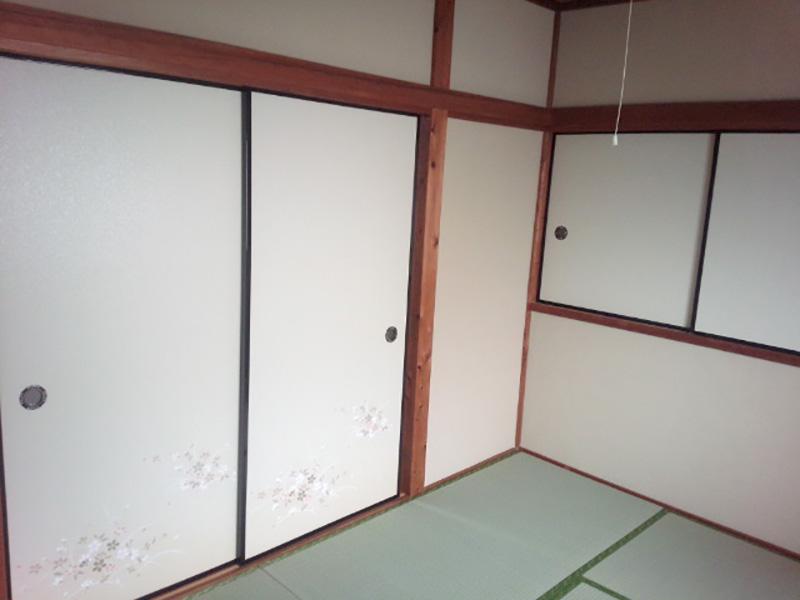 木津川市ふすま張り替え中西たたみ店