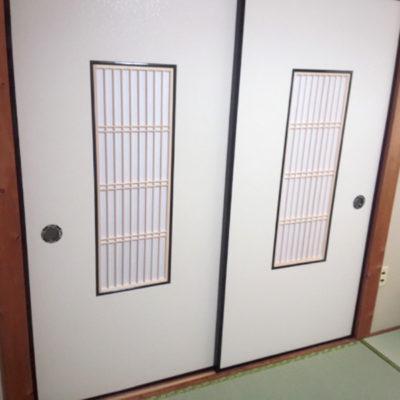 木津川市障子張り替え 中西たたみ店