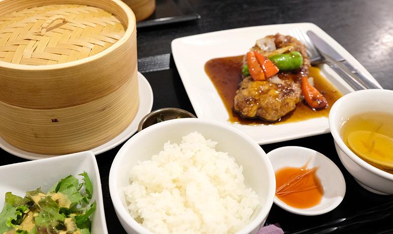 大阪中華ランチ中国料理隆