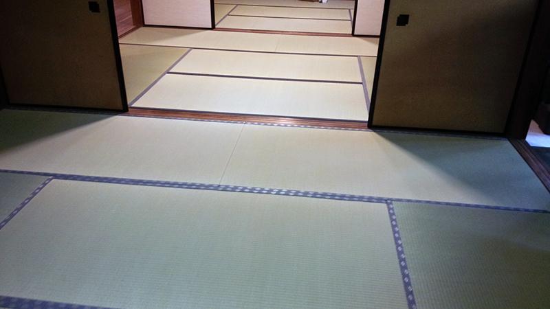 奈良 天理 畳