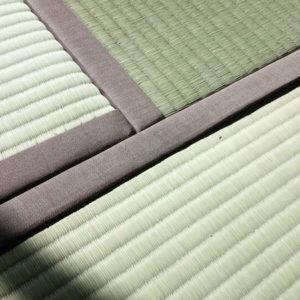 奈良市登美ヶ丘畳工事の写真