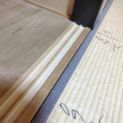 奈良市高畑の畳屋工事事例