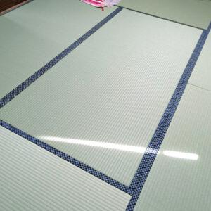奈良介護たたみ樹脂製畳新調入替え工事