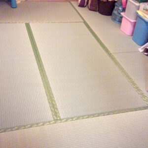 奈良市中登美ヶ丘畳表替え工事
